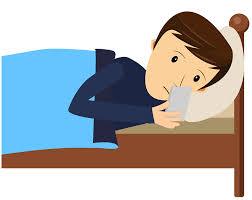 schalte dein smartphone aus wenn du nicht schlafen kannst