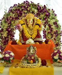 Varalakshmi Vratham Decoration Ideas Usa by Pooja Decoration On Pinterest Ganesh Rangoli Designs And Diwali
