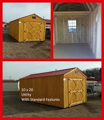 10x20 Metal Storage Shed by Storage Sheds U2013 Affordable Solutions U2013 Shipshewana Llc