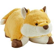 Panda Pillow Pet – 18 inch Folding Plush Stuffed Animal Pillow