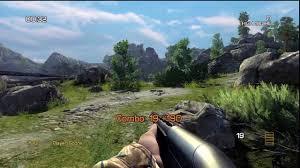 Cabela s Big Game Hunter 2010 PS3 Gameplay Shooting Rabbits