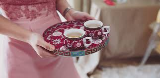Chinese Wedding Tea Ceremony Traditions Singapore Oriental Set