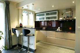amenager une cuisine en longueur cuisine en l modele amenagement cuisine 07192006 decoration