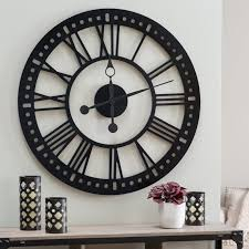 Trendy Big Wall Clock Decoration 131 Large Design In Clocks The Best