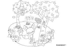 Lovely Coloriage Nature à Imprimer CrosbyAndCosg