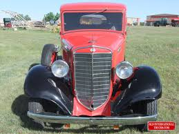 1936 C-1 1/2 TON • Old International Truck Parts