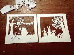 New Paper Cutting Templates