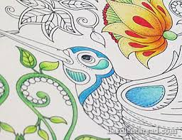 Secret Garden Embroidery Project Preliminaries