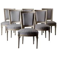 Dining Chairs Set Of Six Swedish Gustavian In White, Sweden At 1stdibs White Fniture Co Mid Century Modern Walnut Cane Ding Chairs Bross White Fabric Chair Resale Fniture Of America Livada I Cm3170whsc2pk Coastal Set 2 Leatherette Counter Height Corliving Hillsdale Bayberry Of 5791 802 4 Novo Shop Tyler Rustic Antique By Foa On 4681012 Pieces Leather In Black Brown Sydnea Acrylic Wood Finished Amazoncom Urbanmod