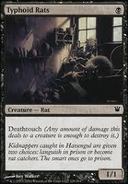 deadly rat deck legacy mtg deck