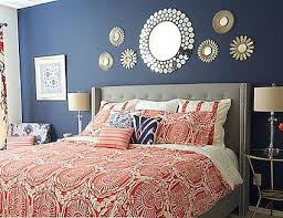 Gorgeous Yet Unexpected Color Trios For The Bedroom Ideas