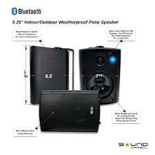 outdoor wireless bluetooth speakers portable indoor