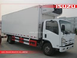 NEW ISUZU ICE CREAM REFRIGERATOR TRUCKS For Sale – Refrigerator ...