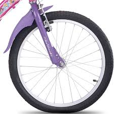 Hero Disney 20T Princess Junior Cycle Girls 11inches Capri Pink