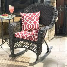 Kirkland Wicker Patio Furniture by Savannah Brown Wicker Rocker Kirklands