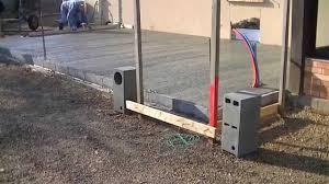 faire une dalle exterieur comment se déroule un coulage d une dalle en béton avec une toupie