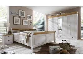 schlafzimmer komplett kiefer massiv weiß möbilia de