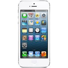 Tracfone Wireless St nt Iphone 5 White 16gb Walmart