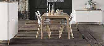 wohnzimmer und esszimmer serie amalfi skanmøbler