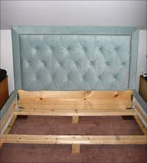 Blue Velvet King Headboard by Bedroom Marvelous Tufted Tall Headboard King Jeweled Tufted