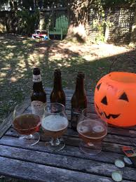 Dogfish Punkin Ale Clone by Vertical Comparison Of Dogfish Head Punkin Ale 2013 2015 In