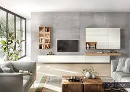 nobilia wohnwand lowboards wohnzimmer set 421 cm fashion 173