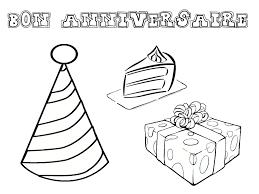 dessin pour imprimer coloriage anniversaire 20 dessins à imprimer
