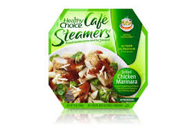 steamer cuisine how healthy are healthy choices frozen meals fooducate