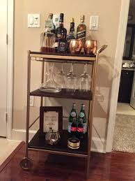 DIY IKEA Bar Cart … | Pinteres… This Trolystyle Cart On Brassaccented Casters Is Great As A Fniture Charming Big Lots Kitchen Chairs Cart Review Brown And Tristan Bar Pottery Barn Au Highquality 3d Models For Interior Design Ingreendecor Best 25 Farmhouse Bar Carts Ideas Pinterest Window Coffee Portable Home Have You Seen The New Ken Fulk Stuff At Carrie D Sonoma For Versatile Placement In Your Room Midcentury West Elm 54 Best Bars Carts Images The Jungalow Instagram We Love Good