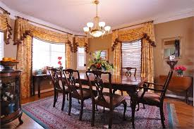 Homey Traditional Dining Room