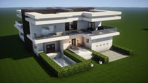 100 Modern Hiuse House Build Minecraft