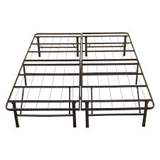 Knickerbocker Bed Frame Embrace by Pure Posture Wood Slat Bed Frame Hayneedle