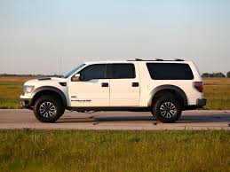 Ford SVT Velociraptor SUV By Hennessey Performance | Drive Arabia 2017 Velociraptor 600 Twin Turbo Ford Raptor Truck Youtube First Retail 2018 Hennessey Performance John Gives Us The Ldown On 6x6 Mental Invades Sema Offroadcom Blog Unveils 66 Talks About The Unveils 350k Heading To 600hp F150 Will Eat Your Puny 2014 For Sale Classiccarscom Watch Two 6x6s Completely Own Road Drive