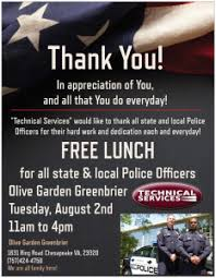 A Lunch in Honor of Local Law Enforcement – hrScene
