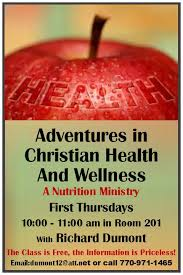 Adventures In Christian Health And Wellness