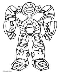 Iron Man Coloring Pages Online