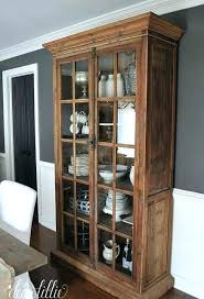 Dining Room Hutch I Love This Black Keeps Everything Organized And Off