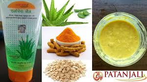 Face pack for glowing skin & instant brightener Aloe Vera Gel