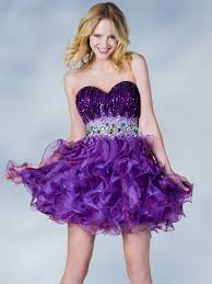gems and ruffles prom dress sung boutique l a
