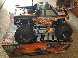 Hpi Bullet Nitro Monster Truck 1.10 Scale 2017 Model & Accessories ... Jual Fs Racing 51805 F350 Monster Truck Nitro 4wd 24ghz Rtr Di 110 Rc Swamp Thing Traxxas Tmaxx 33 490773 Scale W Tsm Menace Trucks Wiki Fandom Powered By Wikia Thunder Tiger S50 In Tile Cross West Midlands 2009 Promotional Art Mobygames Stadium Apk Download Gratis Arkade Permainan Mac Review Brutal Gamer Tra530973 Revo Powered With 2018 Jam Series And 50 Similar Items Hpi Bullet Mt 30 Used Sleadge Hammer S50 Nitro Monster Truck Bury For 200