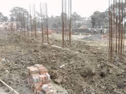 Construction Of Basement by Construction Of Pillar U0026 Basement Youtube