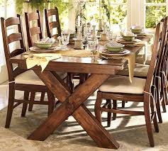 Lovable Overwhelming Tables Pottery Barn Dining Room Table Luxury With Picture Of