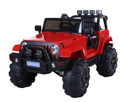 100 Ride On Trucks For Toddlers Rambler Lifted Jeep With 24G Remote Control Car Tots