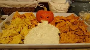 Picture Of Pumpkin Throwing Up Guacamole by Vomiting Pumpkin Or How To Serve Nachos At Helloween 5 Steps