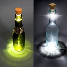 Decorative Wine Bottles With Lights by Aliexpress Com Buy Fashion Cork Shaped Rechargeable Usb Led