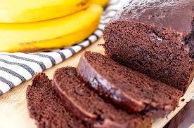 schoko bananenbrot zuckerfrei