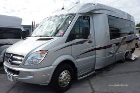 2012 Serenity Is A Sleek Sprinter RV By Leisure Travel Vans