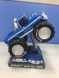 100 Bigfoot Monster Truck Toys Kollectico Unveils Bobbleheads Collectible Bobbleheads By