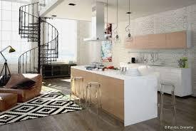 cuisine ouverte sur le salon cuisine ouverte sur salon meilleur de salon ouvert sur cuisine vos