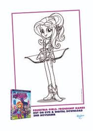 Marvelous Idea Coloring Pages For Girls Games Printable My Little Pony Equestria Sheet